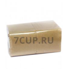 Салфетки крафтовые 24*24 см (400 шт. в упаковке)