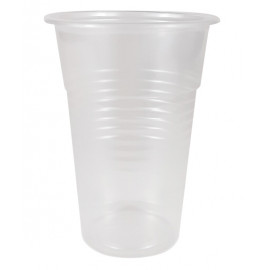 Пластиковый стакан СТАНДАРТ PP 200 мл (Туба 100 шт)