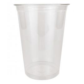 Пластиковый стакан PET 400 мл,  d=95 mm (Уп. 50 шт)