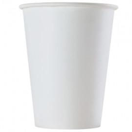 Бумажный стакан 350 мл (400 мл), белый, Э (Уп. 50 шт)