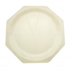 Тарелка деревянная ромбовидная 260*22 мм (Уп. 50 шт)
