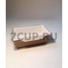 Купить Универсальный контейнер салатник для еды на вынос ECO OPSALAD 450