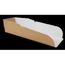 Упаковка лоток держатель для хот-дога Макси