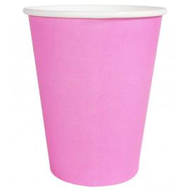 Бумажный стакан 350 мл,  Ф (Туба 50 шт)