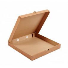Коробка для пиццы ECO PIZZA 300 «Pure Kraft» 300x300x40 (50 шт)
