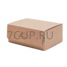 Коробка для тортов, десертов ЕСО CAKE 1900 мл (уп 50 шт)