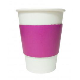 Капхолдер ярко-розовый