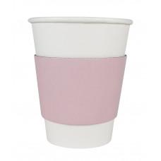 Капхолдер розовый