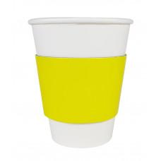 Капхолдер желтый