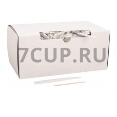 Зубочистка в инд.упаковке (1000 шт/уп)