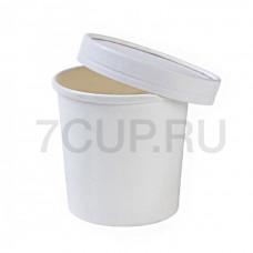 Супница ECO SOUP 12W (белая) 340 мл