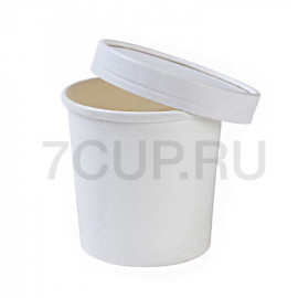 Супница ECO SOUP 26W (белая) 760 мл