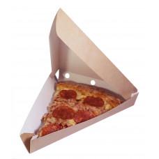 Коробка треугольная для кусочка пиццы (пирога)