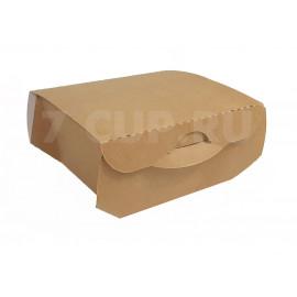Коробка для бургера на вынос
