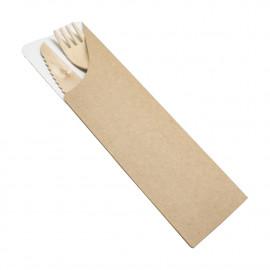 Конверт бумажный для палочек и столовых приборов (Уп. 50 шт)