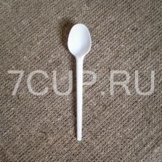 Пластиковые ложки чайные 125 мм (Уп. 100 шт)