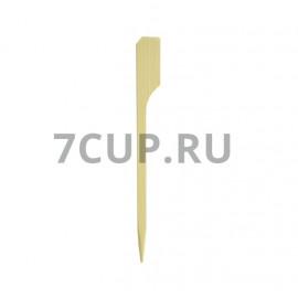 """Пика деревянная """"Гольф"""" 90 мм (Уп. 100 шт)"""