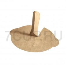 Держатель-кнопка для пончика (Уп. 50 шт)