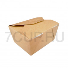 Универсальный контейнер ECO FOLD BOX 600 мл