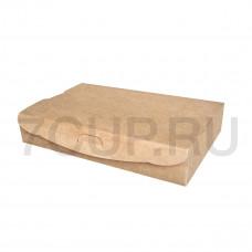 Коробка для пончиков на 6 шт (Уп. 50 шт)