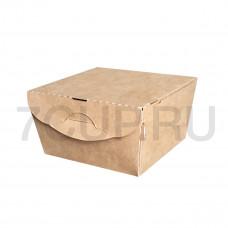 Коробка для пончика 120*120*65 мм